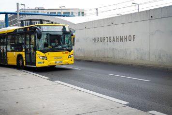 Startpunkt: Hauptbahnhof Berlin