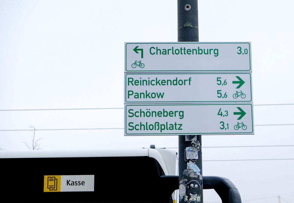 Auf nach Charlottenburg.