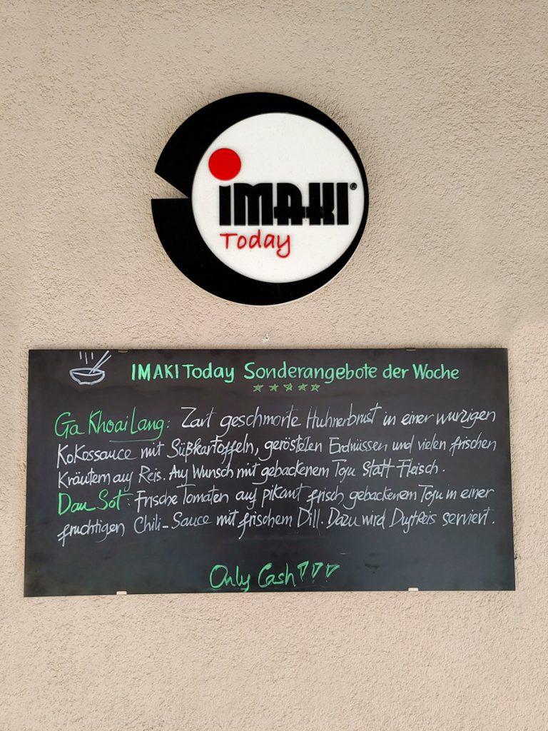 Imaki Today: Sonderangebote der Woche